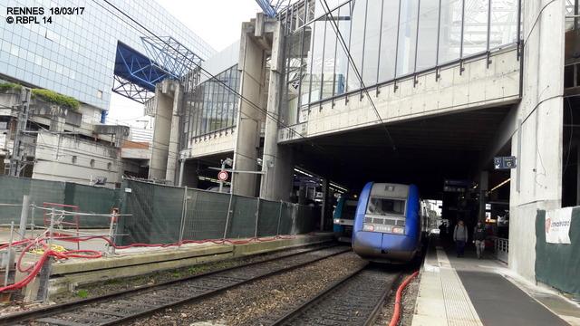 Point avancement travaux gare de Rennes [18/03/2017] 20170348