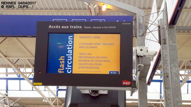 Point avancement travaux gare de Rennes  [03/04/17] 20170422