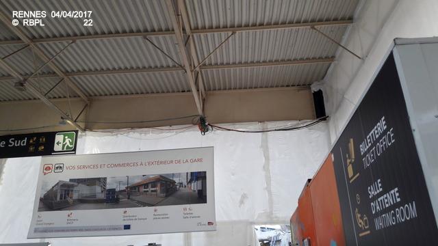 Point avancement travaux gare de Rennes  [03/04/17] 20170432