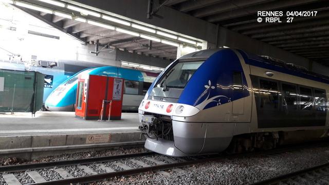 Point avancement travaux gare de Rennes  [03/04/17] 20170437