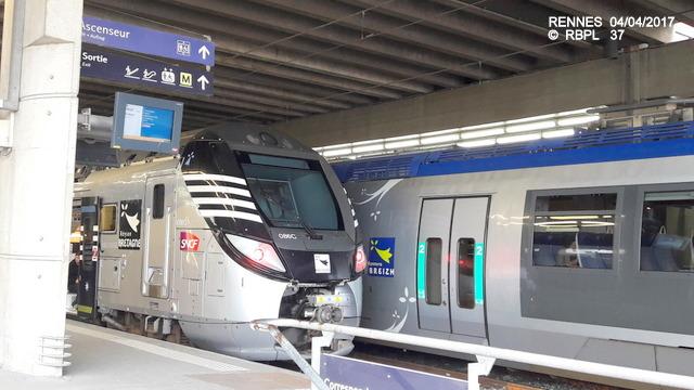 Point avancement travaux gare de Rennes  [03/04/17] 20170447