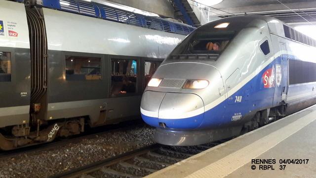 Point avancement travaux gare de Rennes  [03/04/17] 20170448