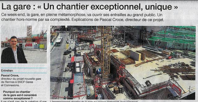 Gare de Rennes : un chantier exceptionnel Scan-113