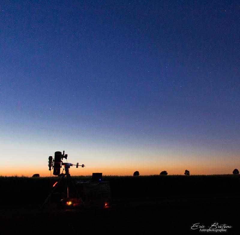 IC 4703 et M16 RVB et photo de notre soirée .  Img_0810