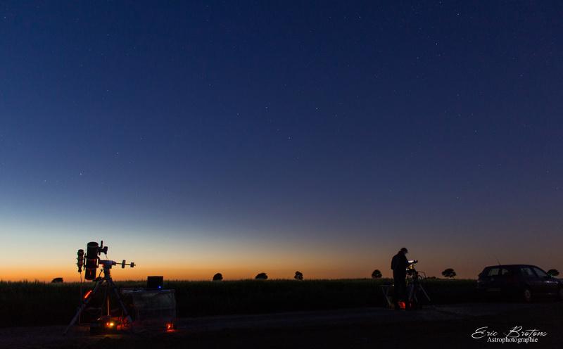 IC 4703 et M16 RVB et photo de notre soirée .  Img_0811