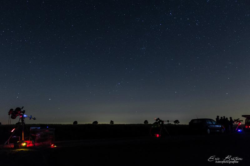 IC 4703 et M16 RVB et photo de notre soirée .  Img_1010
