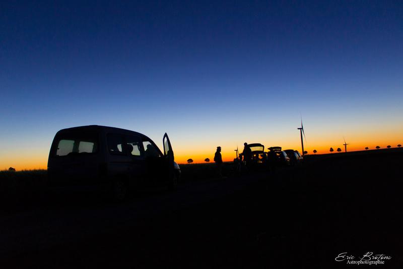 IC 4703 et M16 RVB et photo de notre soirée .  Img_2011