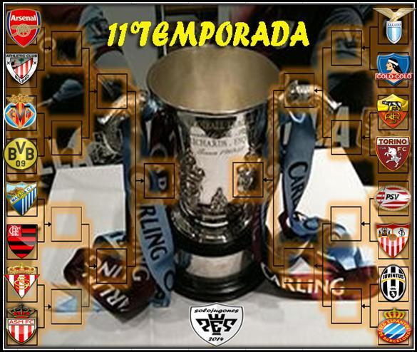 11ª TEMPORADA CARLING Octavo11