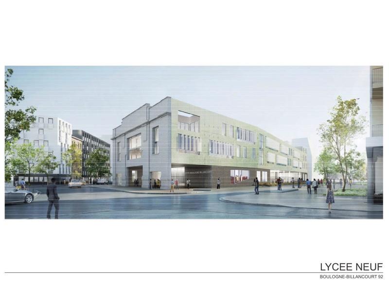 Informations sur le lycée du trapèze Lyceie10