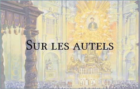 Sur les autels - St Dom. Savio Sur_le10
