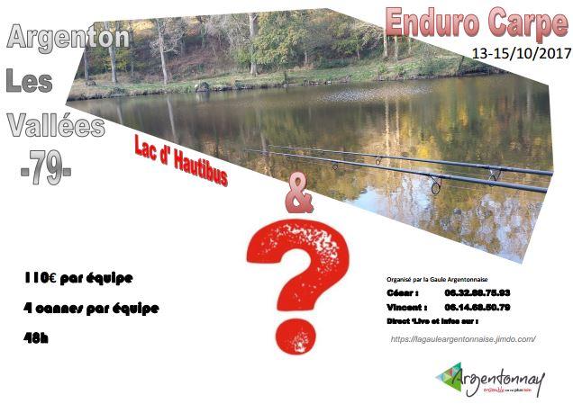 Enduro Carpe 79 - Hautibus - Argenton Les Vallées 2017 Enduro10