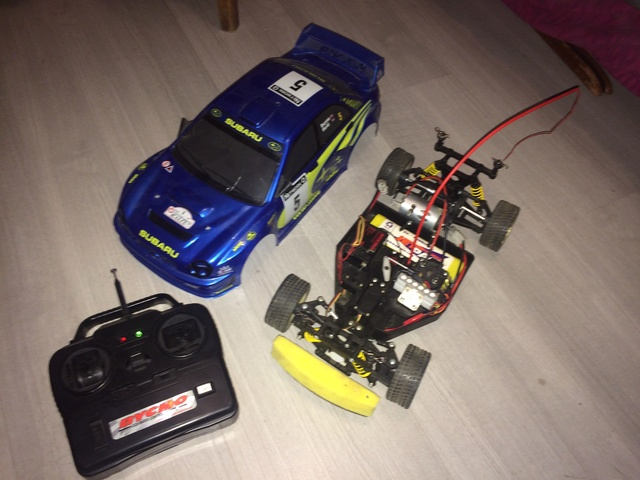 Mon ex FG Monster Beetle & mes autres ex rc non short course Img_9119