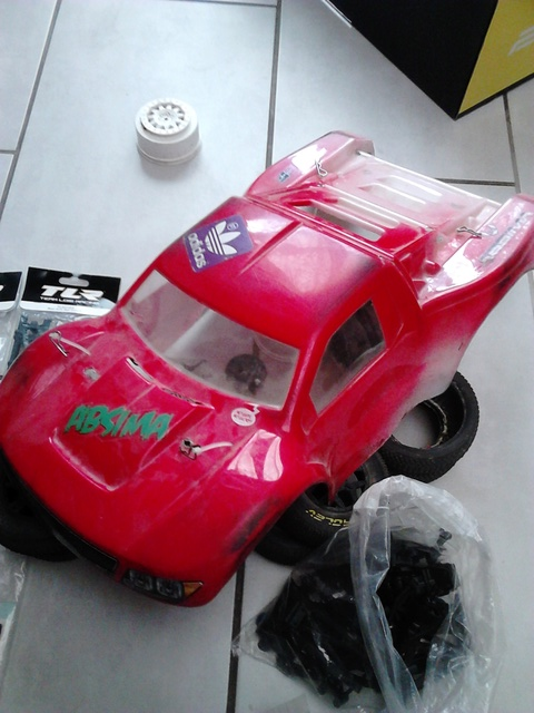 Losi 22 sct  Img_9532