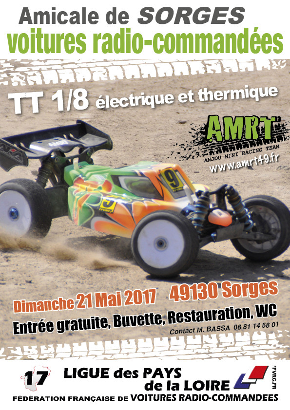Course A.M.R.T, Sorges (49), 21 Mai 2017 Img_9610