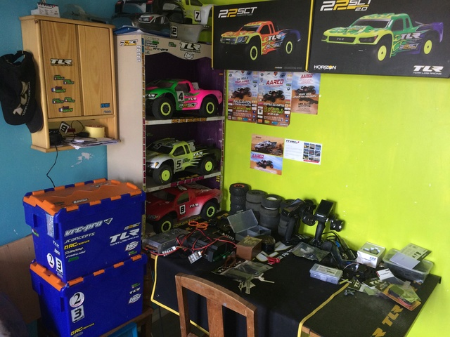 Losi 22 sct  Img_9620