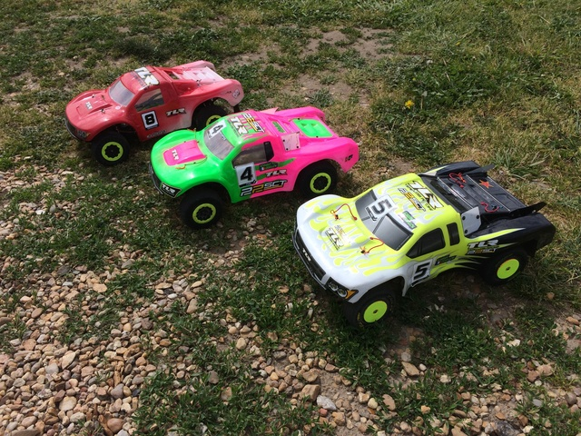 Losi 22 sct  Img_9621