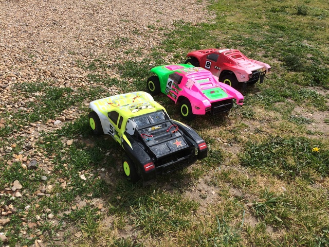 Losi 22 sct  Img_9622