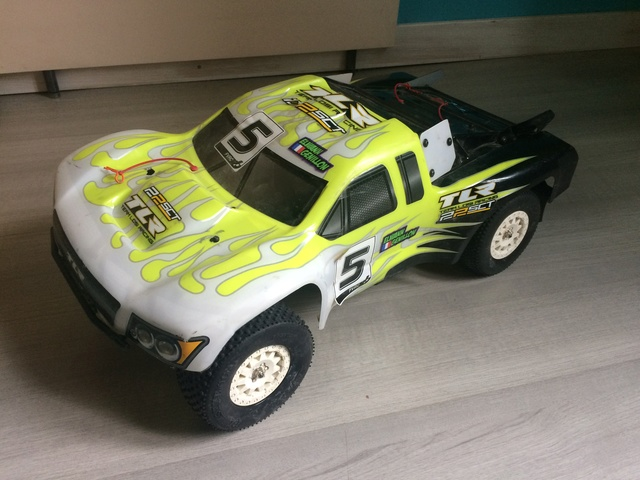 Losi 22 sct  Img_9732