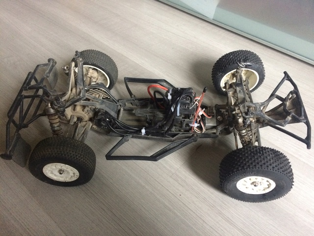 Losi 22 sct  Img_9734