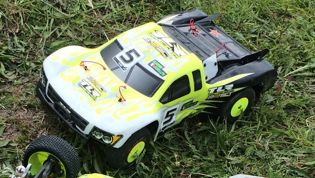 Losi 22 sct  Img_9737