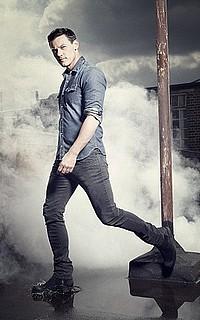 Luke Evans 14120210