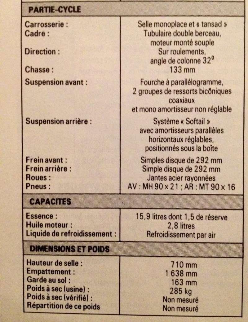 Softail SPRINGER 1340 85 eme anniversary ( RARE ) [VENDU] - Page 4 Image49