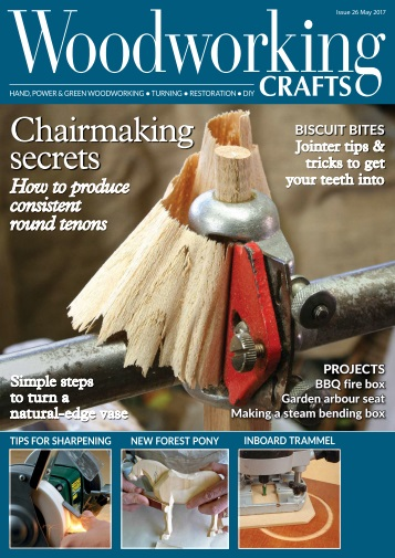 Woodworking Crafts 26 (May 2017) Hhgt5510