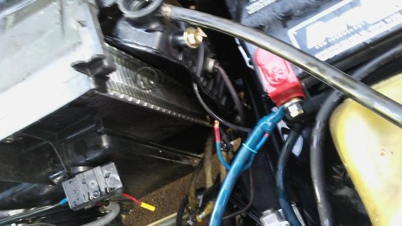 Engine Break In Mishap 20170410