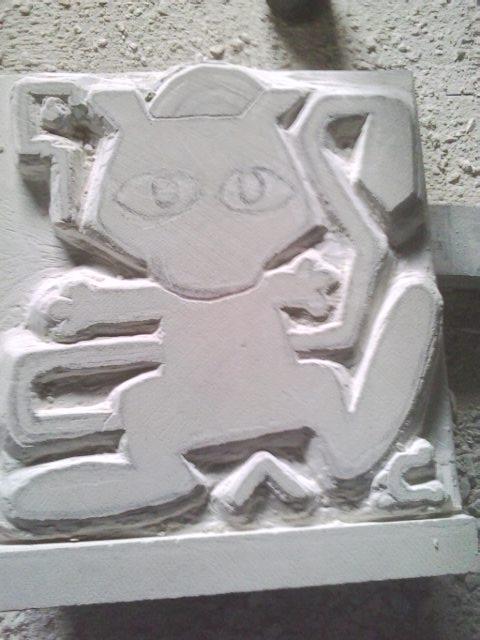 Les sculptures de Ouppo 01110