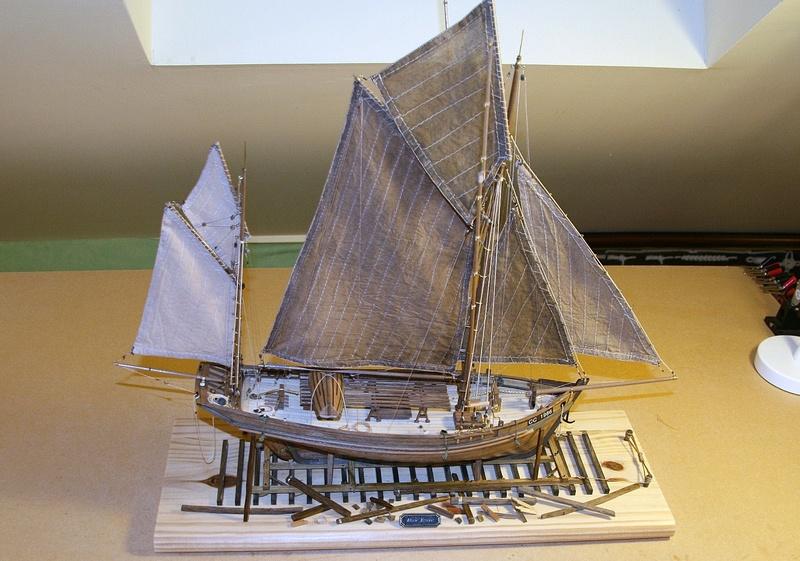 Modélisme Naval Le Radoub du Ponant - Portail Img_4012