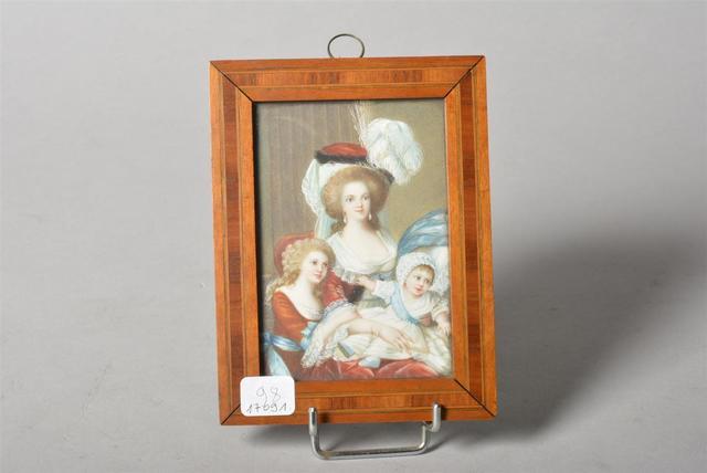 A vendre: portraits de Marie-Antoinette - Page 2 17291810
