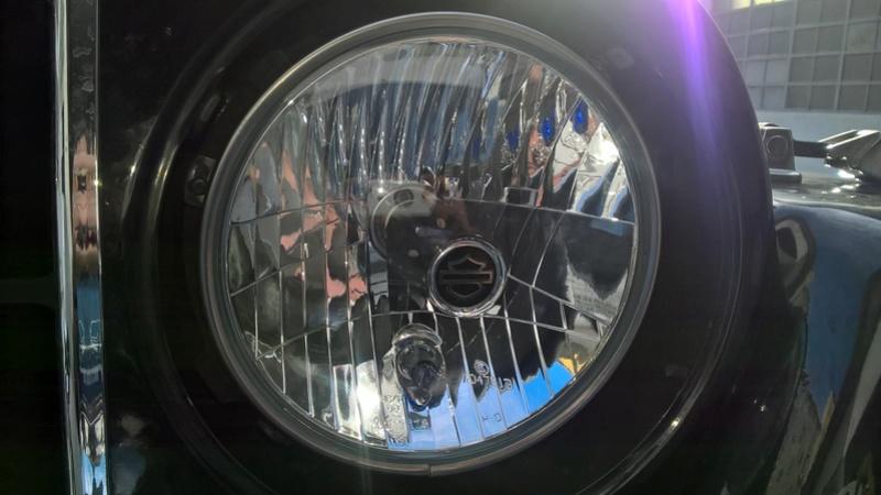 vecchia jeep , nuovi fari Wp_20110