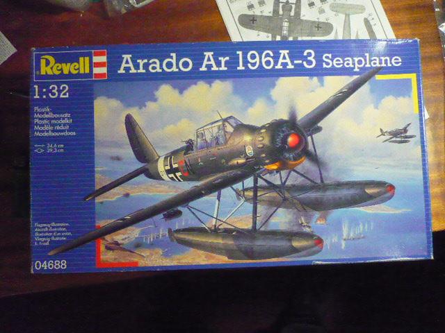 Arado Ar-196 A-3 Revell 32e P1120248