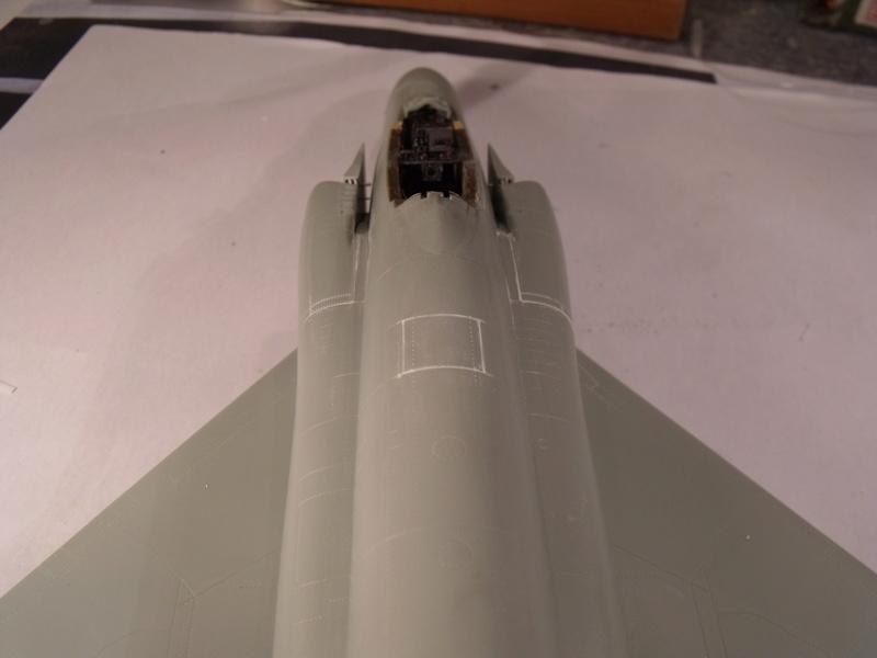 F-4 B Phantom 1/48° - VF-51 - 1972 - Début de patine. - Page 3 Dscf7012
