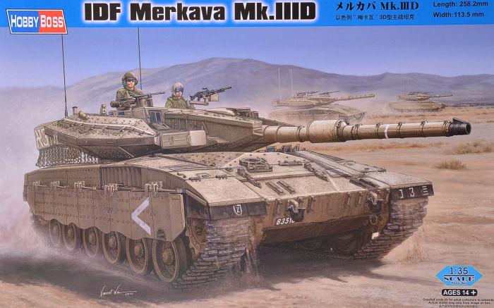 A vendre: MERKAVA III D Hobby Boss 1/35 Hb_82410