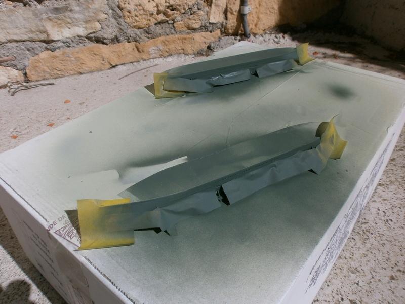 IJN Aircraft Carriers 1/700 : CHUYO & UNYO  1711