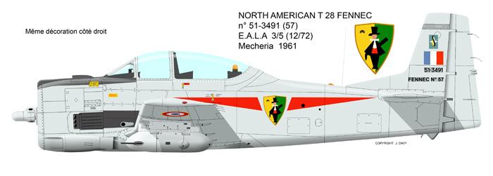 North American (Sud Aviation) T 28 Fennec 21_412