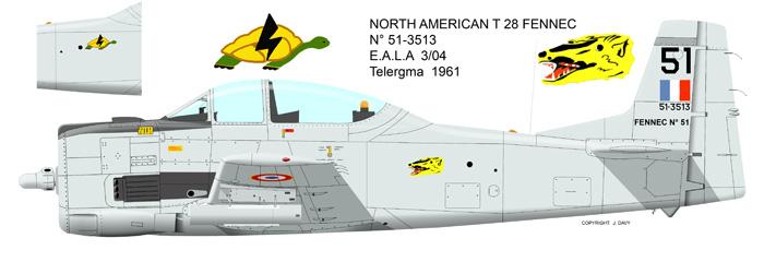 North American (Sud Aviation) T 28 Fennec 21_512