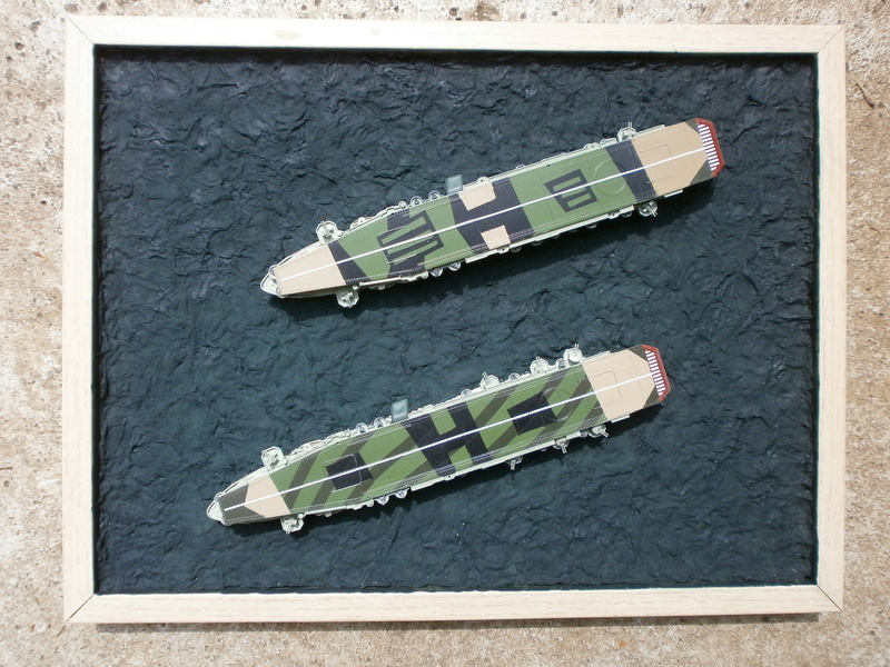 IJN Aircraft Carriers 1/700 : CHUYO & UNYO  3310