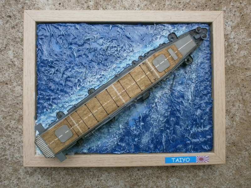 IJN Aircraft Carriers 1/700 : CHUYO & UNYO  4412