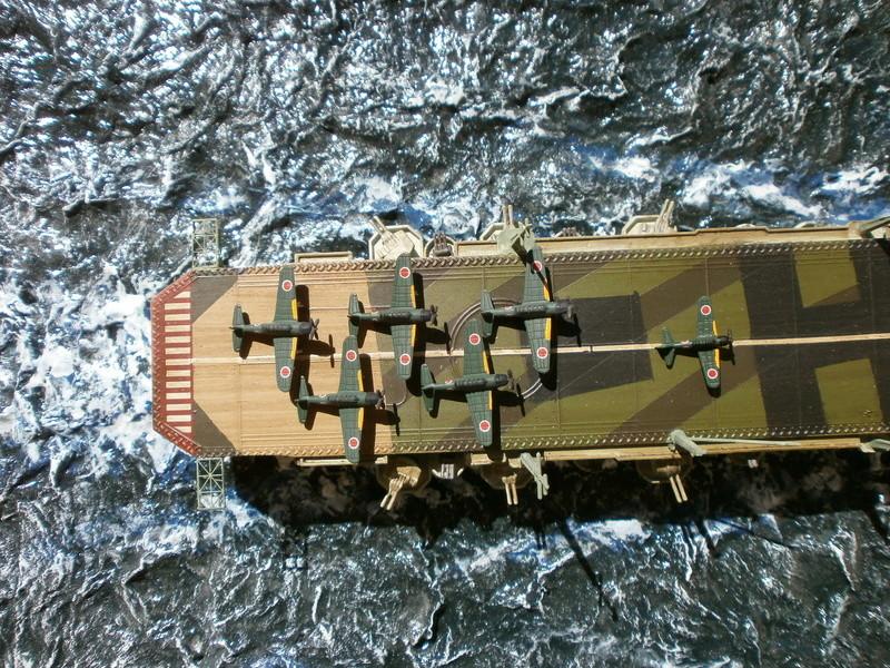 IJN Aircraft Carriers 1/700 : CHUYO & UNYO  5111