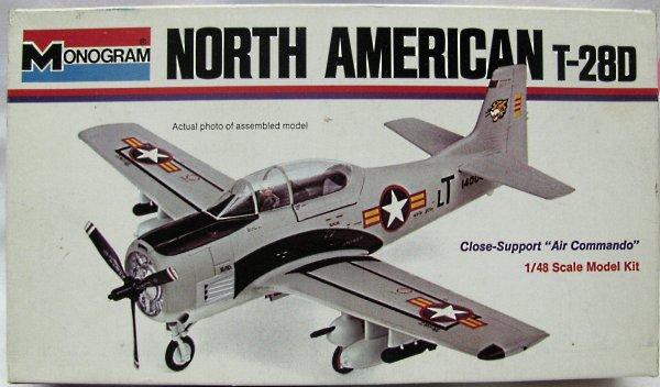 North American (Sud Aviation) T 28 Fennec Monogr10
