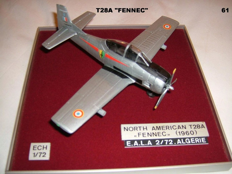 North American (Sud Aviation) T 28 Fennec Na-t2810