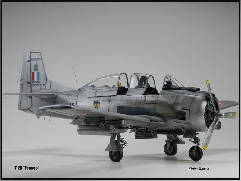 North American (Sud Aviation) T 28 Fennec P1270710