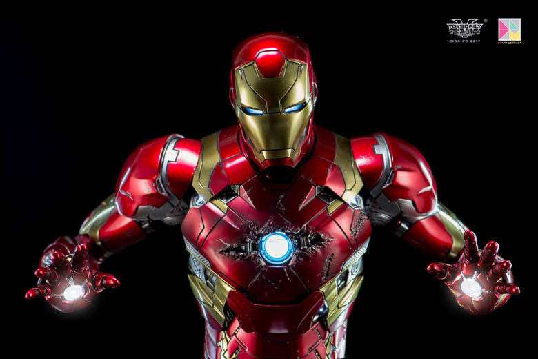 Iron Man (Hot Toys) - Page 10 00211612