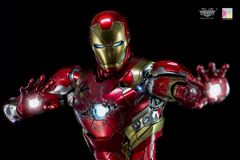 Iron Man (Hot Toys) - Page 10 00211613