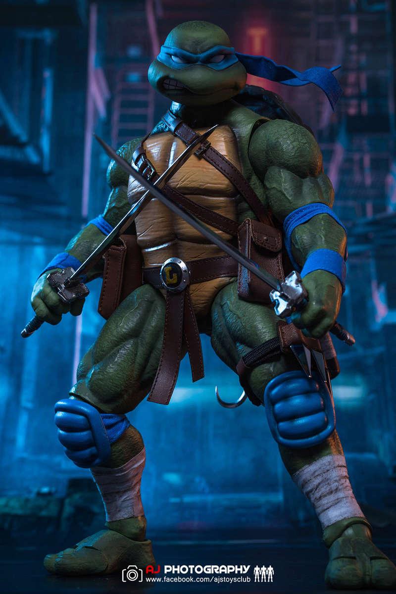 Teenage Mutant Ninja Turtles 1/6 - Tortues Ninja (DreamEX) 02470210