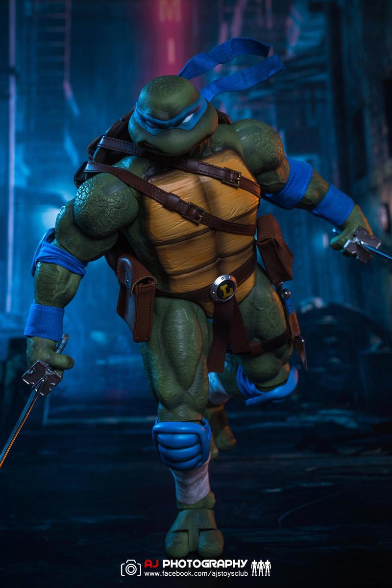 Teenage Mutant Ninja Turtles 1/6 - Tortues Ninja (DreamEX) 02470610