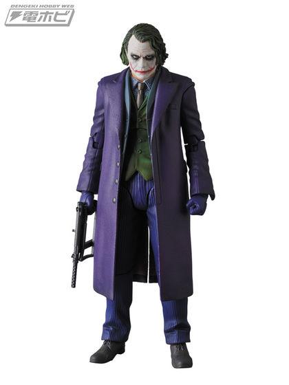 Batman The Dark Knight : Joker Ver.2.0 Mafex (Medicom Toys) 07335810