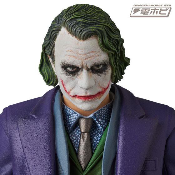 Batman The Dark Knight : Joker Ver.2.0 Mafex (Medicom Toys) 07335811